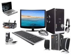 En esta imagen se puden observar varios equipos informaticos que pueden ser instalados